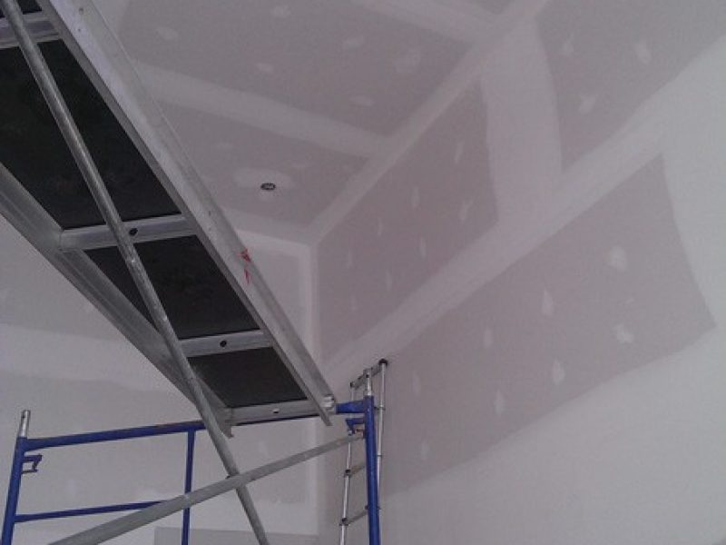 Tireurs de joints murs et plafonds