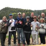 Pêche 2018 à la pourvoirie Le Rochu de LaTuque
