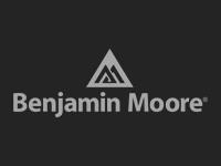 Les Peintres J. Bernier utilise fièrement les produits Benjamin Moore